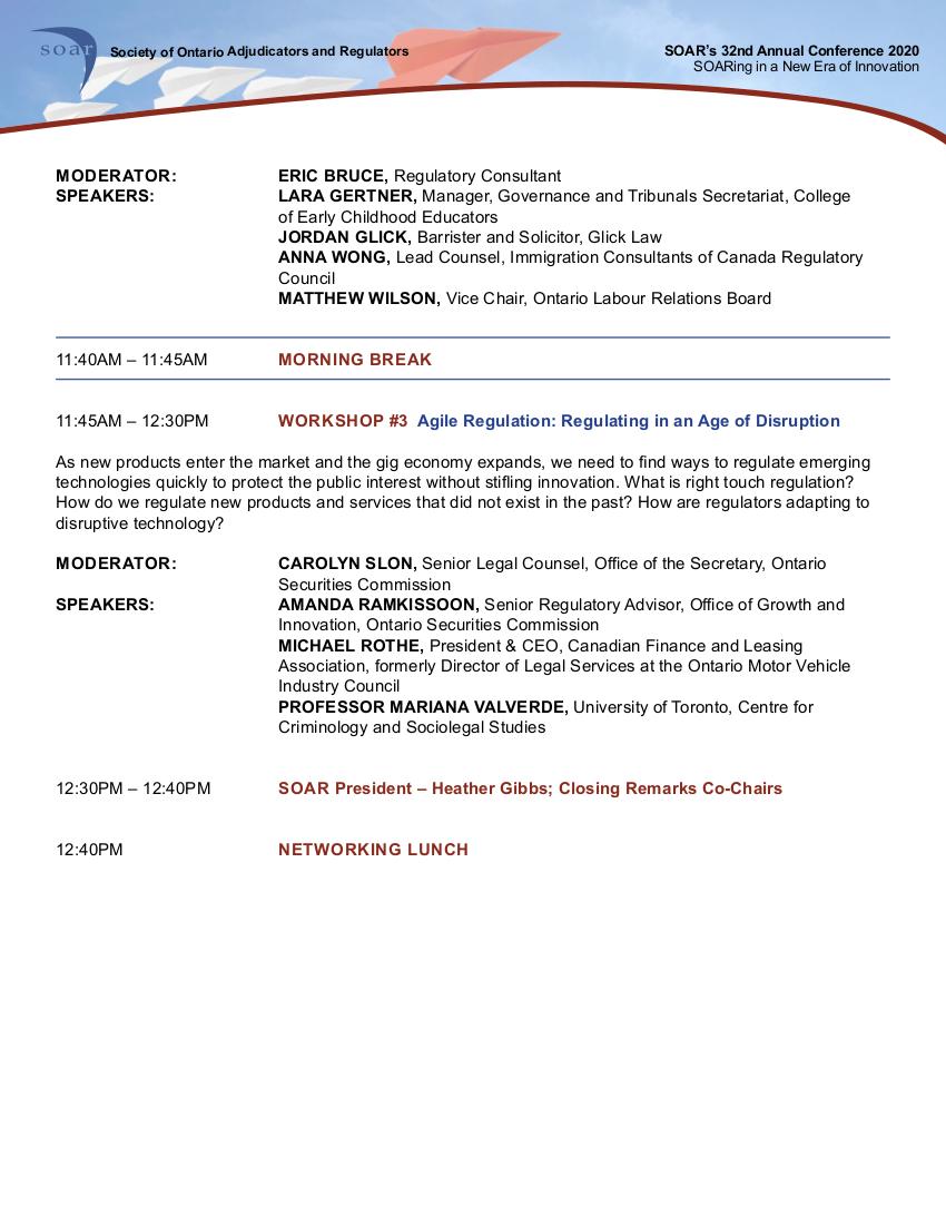 Program, page 3